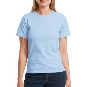 Ladies ComfortSoft ® Crewneck T Shirt Thumbnail